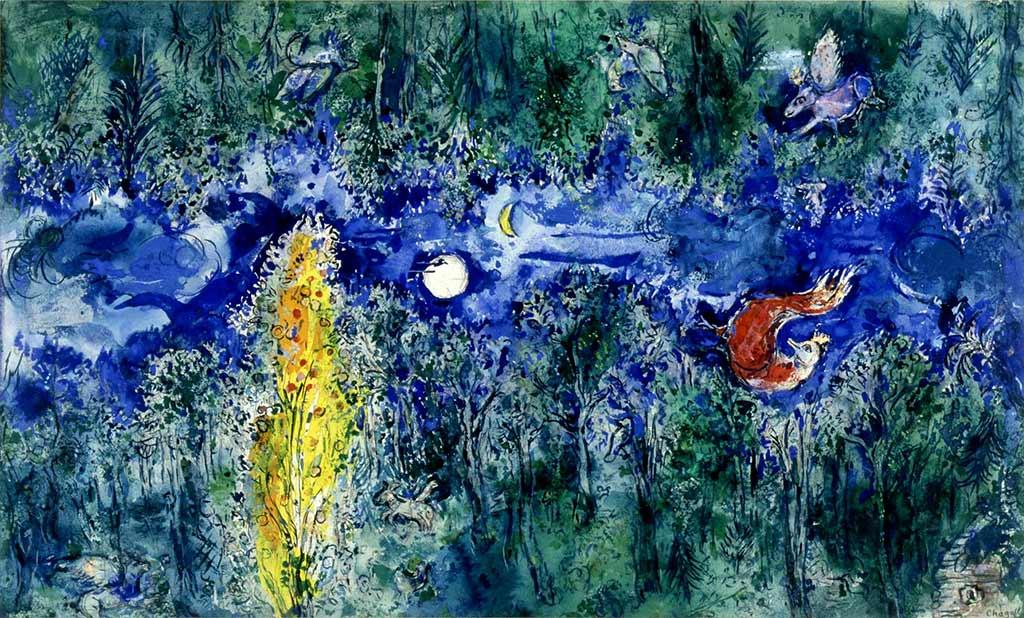 Marc Chagall, Pittore Ebreo dei Sogni e delle Fiabe | Biografia e Opere
